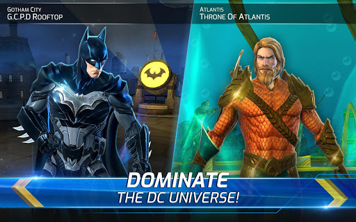 DC Legends: Battle for Justice  gameplay | by HackJr.Pw 17