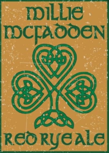 Logo of Bricktown Millie Mcfadden Red Rye Ale