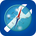 Magnetic Compass sensor Reset icon
