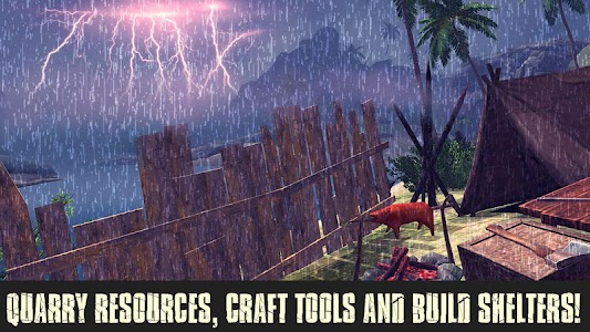 Lost Island Survival Sim 2 screenshot 2