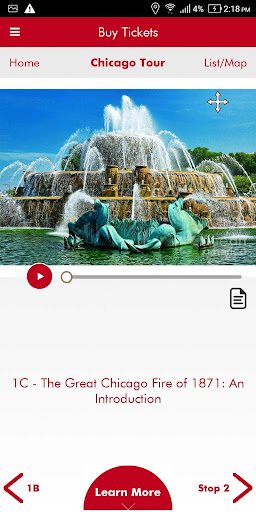 Chicago Trolley Tours screenshot 3