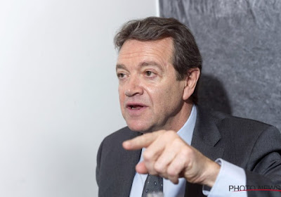 Michel Louwagie loue les qualités de vendeur de Mogi Bayat