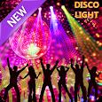 Disco Flash Light With Music