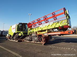 Photo: CLAAS on Tour ----> www.truck-pics.eu