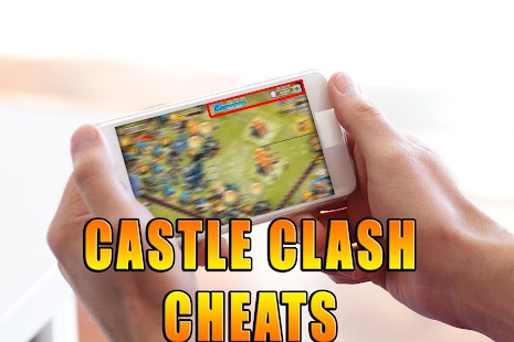Gems For Castle Clash Cheats 2017