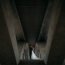 Wedding photographer Paul Woo (wanderingwoo). Photo of 05.12.2016