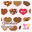 Wallpaper-Chocolate Hearts- icon