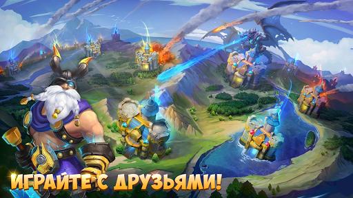 Castle Clash: Путь Храбрых screenshot 10