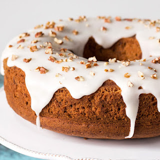 Pineapple Pound Cake.