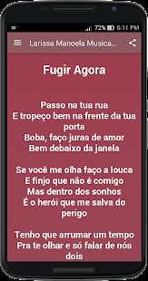 Baixar Larissa Manoela Musica Letras 2.2.2 para Android - Download ... a45d57636f