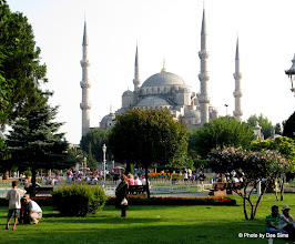 Photo: Day 105 - The Blue Mosque