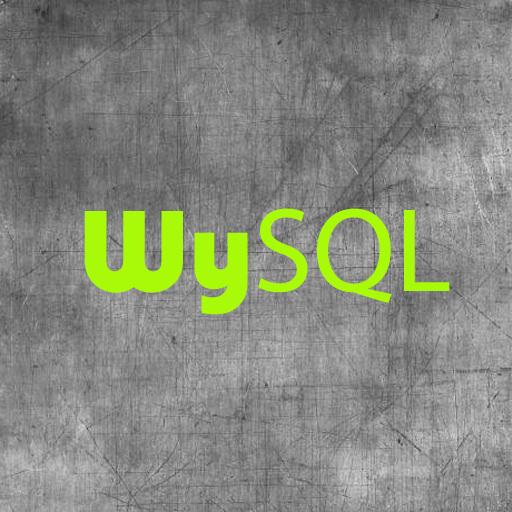 WySQL 工具 App LOGO-硬是要APP