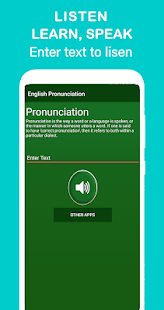 English Pronunciation App For Pc