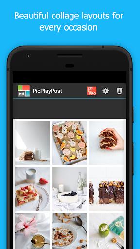 PicPlayPost Collage Maker, Slideshow, Video Editor Apk 1