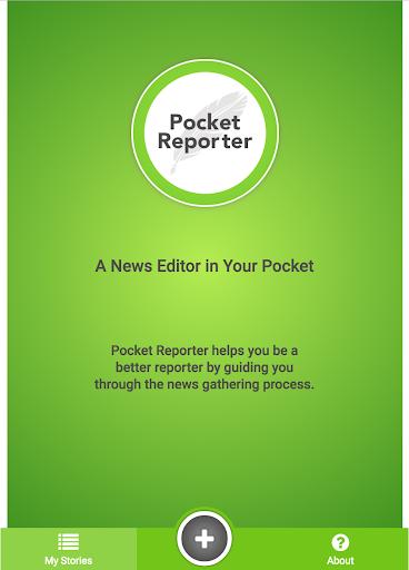 Pocket Reporter 1.1.4 1