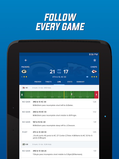 Download CBS Sports App - Scores, News, Stats & Watch Live MOD APK 10