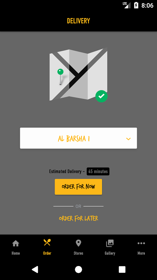 Debonairs Pizza UAE- screenshot