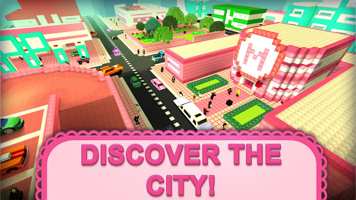 Girls Car Craft GO Parking Awesome Games For Girls 1.3-minApi23 screenshots 6