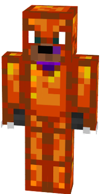 My minecraft skin + another custom armor
