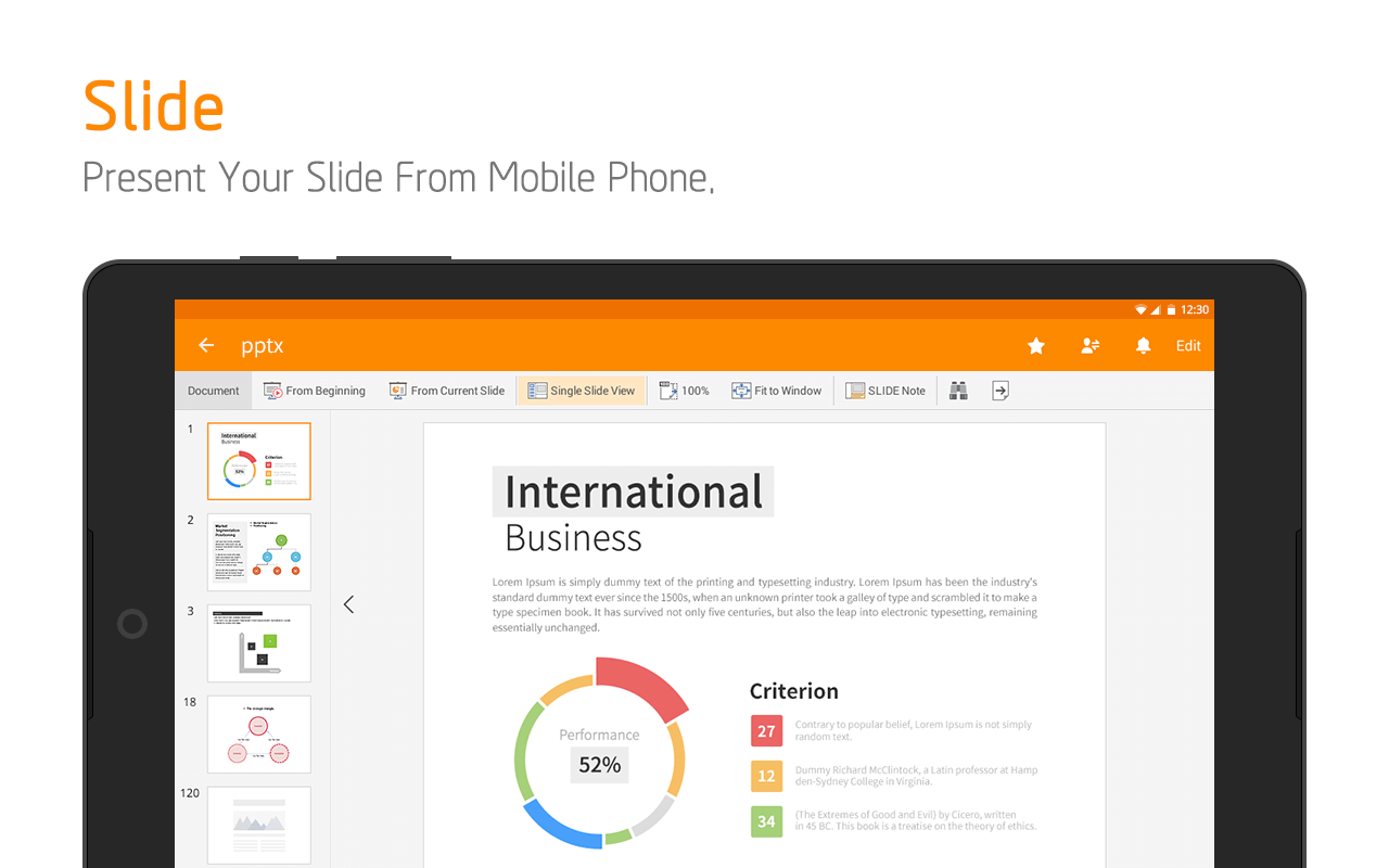 Polaris Office + PDF - Android Apps on Google Play