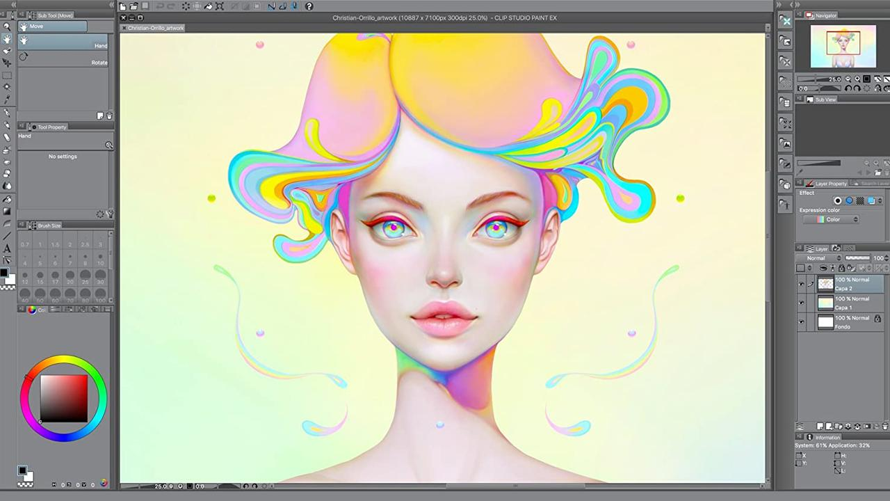 Clip Studio Paint Pro Review | Top Ten Reviews