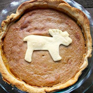 Easy Sweet Potato Pie.