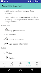 Apex Easy Gateway - náhled
