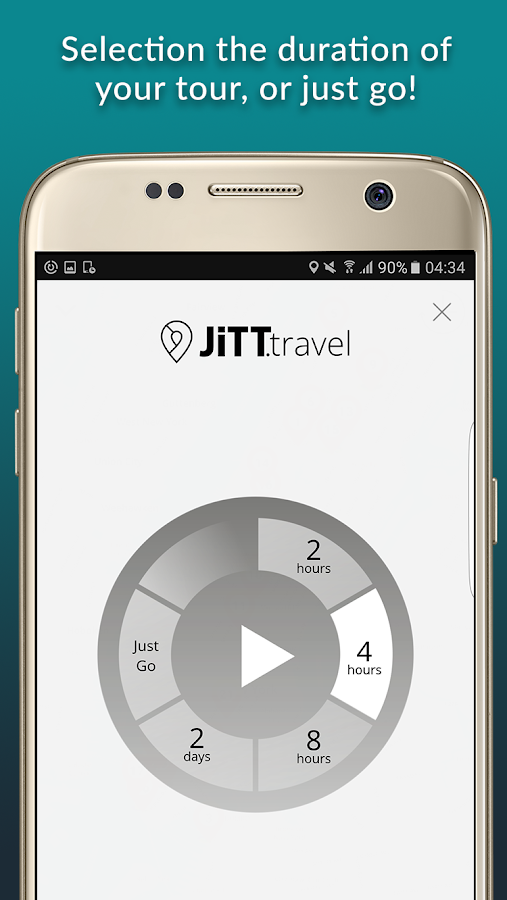 JiTT.travel- screenshot