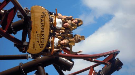 Fraispertuis City parc d'attractions dans les vosges 88
