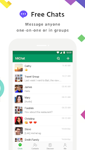 MiChat – Free Chats & Meet New People 8