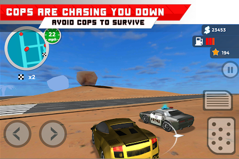 Hill Car Racing- screenshot thumbnail