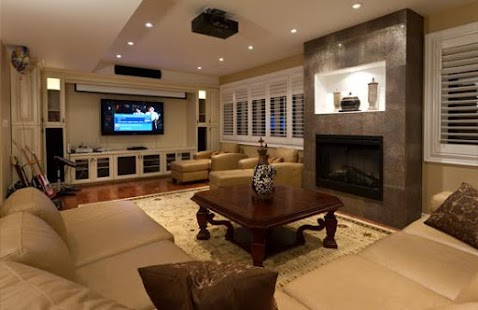 Basement Design Ideas 27 luxury finished basement designs page 5 of 5 Basement Design Ideas Screenshot Thumbnail Basement Design Ideas Screenshot Thumbnail