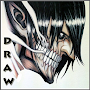 how to draw : Attack on Titan APK icon