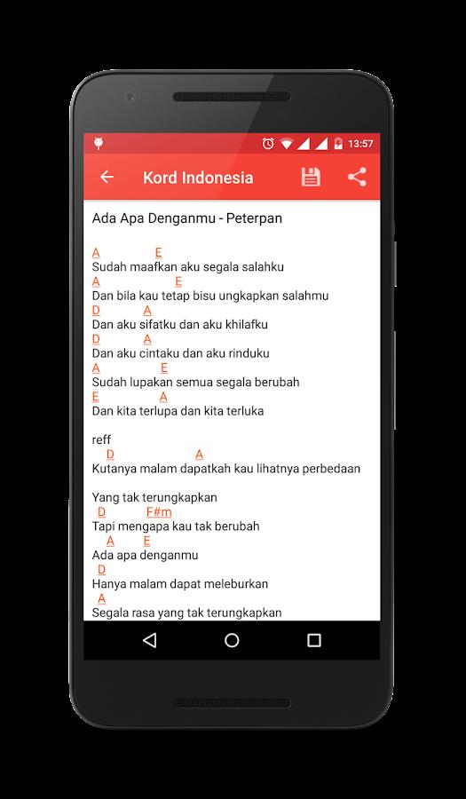 Chord Gitar Lagu Indonesia Terbaru Pdf Creator - stafflee