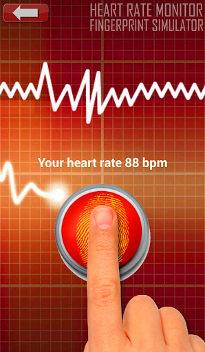 Heart Rate Monitor Simulator