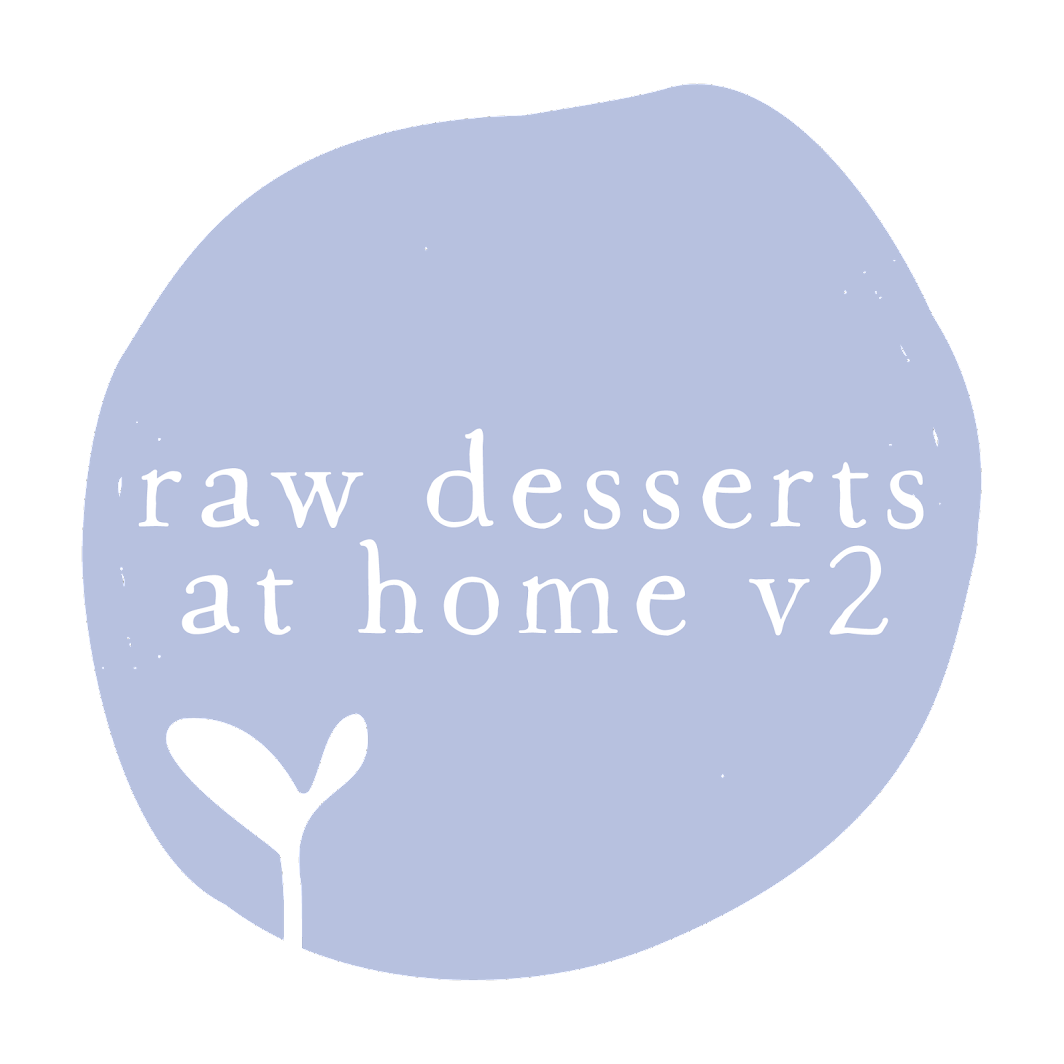 Raw Desserts at Home V2 Icon