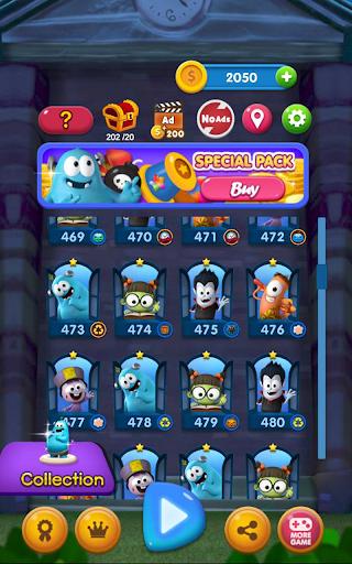 Spookiz Blast : Pop & Blast Puzzle 1.0044 screenshots 16
