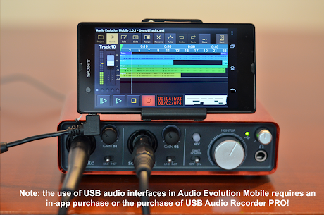Audio Evolution Mobile Studio Mod Apk 5