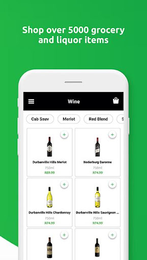 Bottles: Grocery and liquor 5.1 Screenshots 3