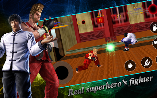 Modern Fighting Games Street Fighter 1.0 screenshots 4