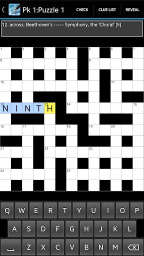 Crossword Lite  screenshots hack proof 2