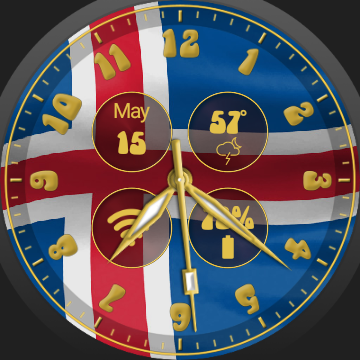 World Cup watch face background image complication  screenshots 28