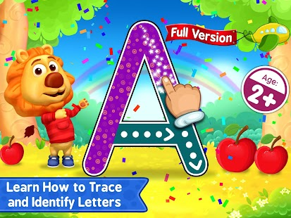 ABC Kids - Tracing & Phonics- screenshot thumbnail