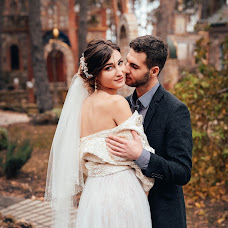 Wedding photographer Ekaterina Matyushko (Matyushonok). Photo of 02.01.2018
