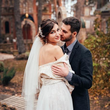 Wedding photographer Ekaterina Matyushko (Matyushonok). Photo of 02.01.2018