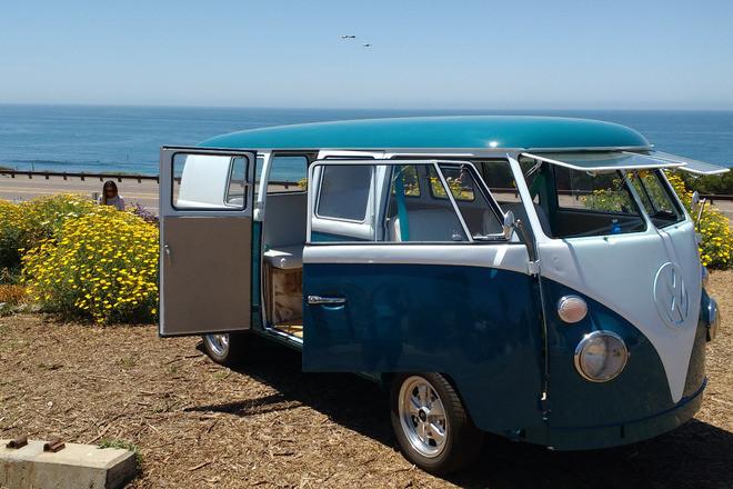 1967 VW Bus Hire CA 92007
