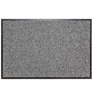 Коврик Велий Честер серый 80х120