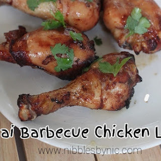 Thai Barbecue Chicken Legs