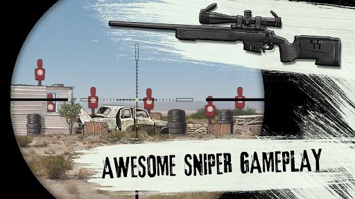 LONEWOLF (17+) - a Sniper Story screenshot 6
