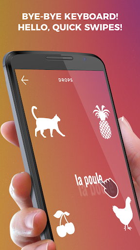Drops: Learn French language and words for free screenshot 2
